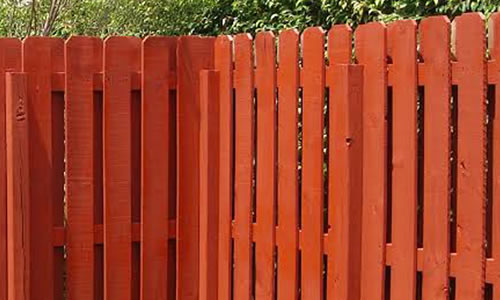 Fence Painting in Worcester MA Fence Services in Worcester MA Exterior Painting in Worcester MA